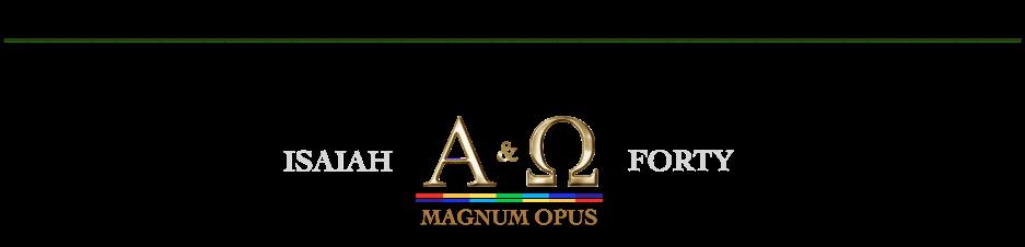 ALPHA OMEGA - MAGNUM OPUS